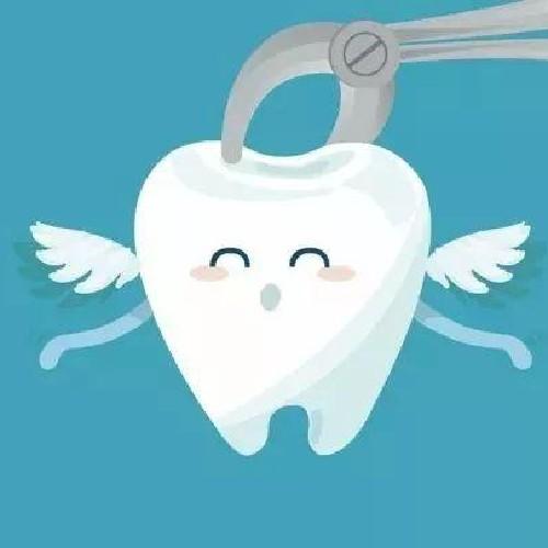 【乳牙】乳牙拔除
